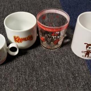 コップ、マグカップ(´・ω・`)