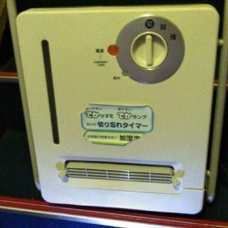 加湿器ですMORITA MS F1200A
