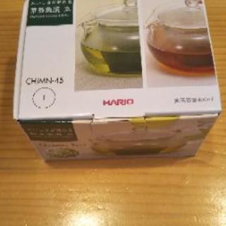 HARIO 茶茶急須 丸