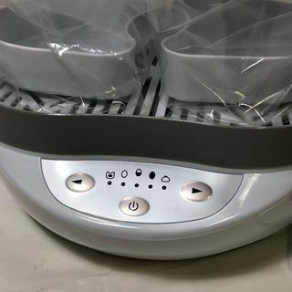 未使用★ヘルシースチーマー  蒸し調理器 - 豊明市