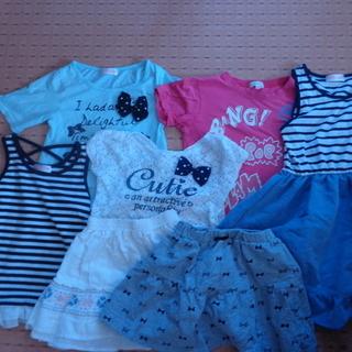 女の子服 サイズ120~130