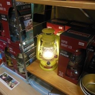 MERCURY LED ハリケーンランタン アウトレット品