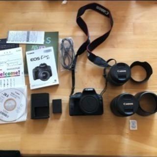 CanonKiss7 一眼レフカメラ