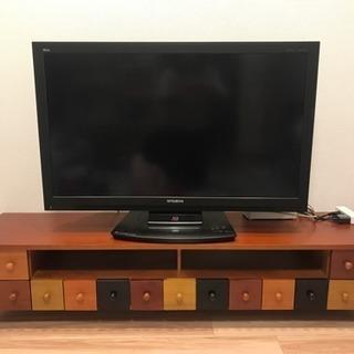 [未使用品]テレビボード幅144㎝