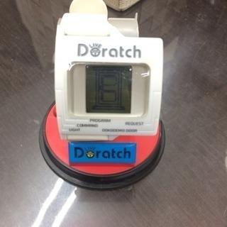 【値下げしました】ドラえもん 時計 Dratch ドラッチ 腕時計 電池式 クォーツの画像