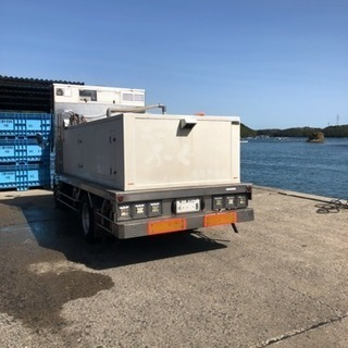 関西、三重県への活魚輸送