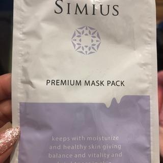 シミウス マスクパック