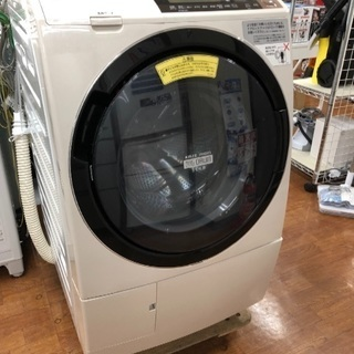 人気です!HITACHI ドラム式洗濯機! 11キロの大容量!2...