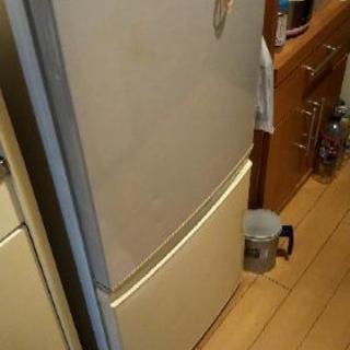 【愛知県】冷蔵庫あげます。(実働)135リットル  SJ-14J