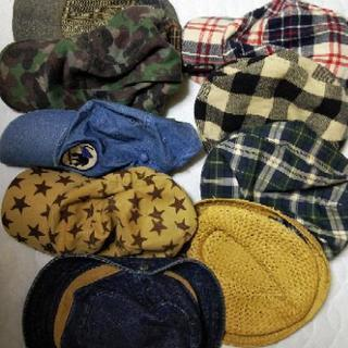 帽子9個セット