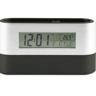【新品・未使用】置き時計 ペンケース 温度計デジタル、名刺ケース...