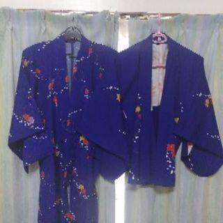 ★お子様用?着物&羽織り・無料