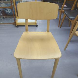 PayPay可 手稲リサイクル 木製 椅子 ダイニングチェア  ...