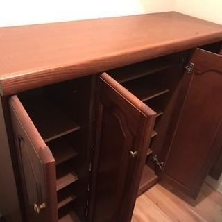 至急‼️再度の投稿です。下駄箱を無料で差し上げます‼️ - 家具
