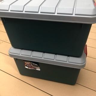 RV BOX600 収納