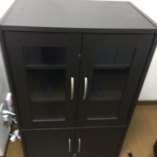 ニトリ 食器棚(キズあり)