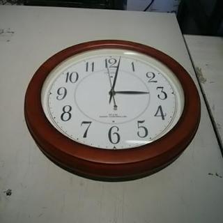 CITIZEN シチズン 4MY644-0 木目壁掛け電波時計 ...