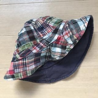 babyGap リバーシブル 帽子 M/Lサイズ