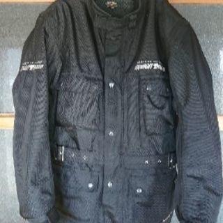 最終値下げ!!   バイクジャケット (ラフ&ロード)