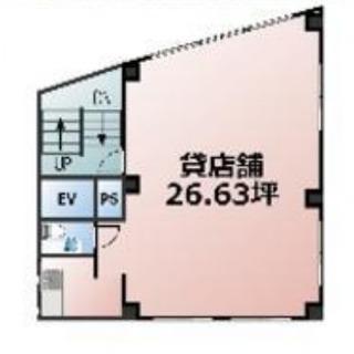 美容室内装あり♫元町駅徒歩1分♫広さもジャストサイズ♫