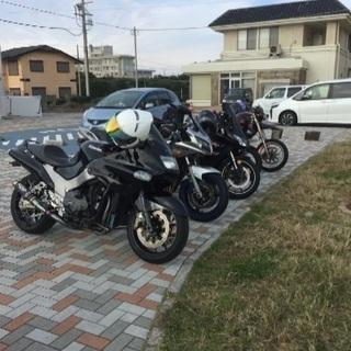バイク ツーリング