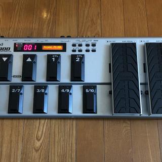 Roland FC-300 MIDI フットコントローラー ギタ...