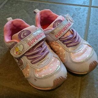 女児 16㎝の靴