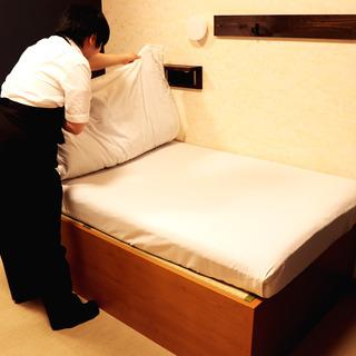 【障がい者求人】ホステル清掃スタッフ(就労継続支援A型)  − 東京都