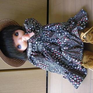 オシャブリ人形