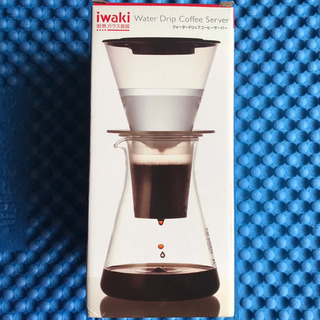 iwaki ウォータードリップ コーヒーサーバー