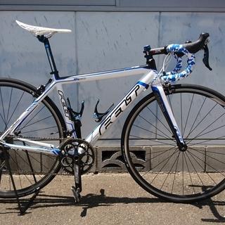 ロードバイク FELT75 グロスホワイト サイズ510