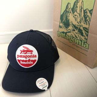 Patagonia ハワイホノルル限定 トレッカーキャップ