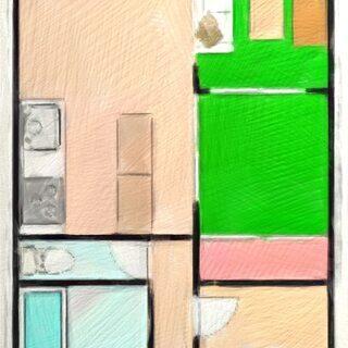 【成約】家具付き賃貸 保証人不要 − 和歌山県