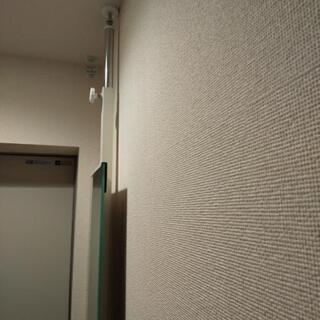 壁に取り付ける鏡 場所をとりません 取りに来られる方限定