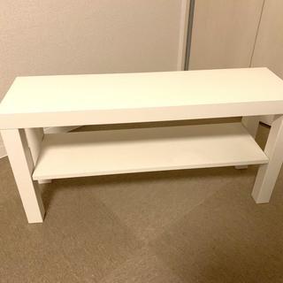 無料・Free・IKEAテレビ台・IKEA TV Stand・白...