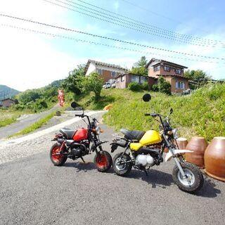 旧車 ヤマハポッケ 懐かしの2サイクルカス  タム 50cc