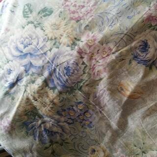 6月中。寝具 マットレス、敷布団、毛布