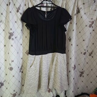 INGNI半袖ワンピ M 500円