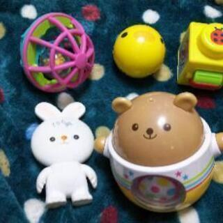 赤ちゃん おもちゃ 5点セット