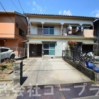JR茨木のゆっくり環境の和貸家(*'▽')駐車場一台無料です。