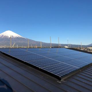 【募集】太陽光発電等の電気設備工事 未経験者OK 日払い対応します!