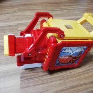 ジュウオウジャーのおもちゃ