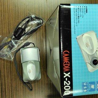 値下げ! OLYMPUS CAMEDIA X-200