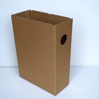 ゴミ箱、スリムタイプ大、名古屋市の10リットル用ゴミ袋対応、自社製品