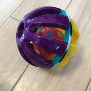 sassy ガラガラ ボール