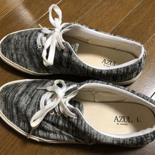 【値下げ】AZUL by mousy のスニーカーです。