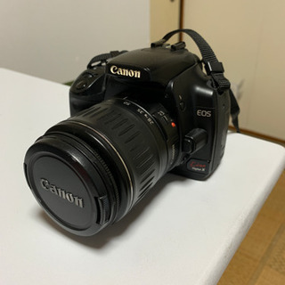 受け渡し決定 Canon EOSKISS DigitalX