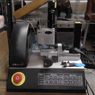 【中古・ジャンク】  彫金工具 GEM-RX4 コンピューター彫刻機