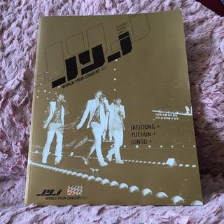 JYJ ワールドツアーコンサート パンフレット