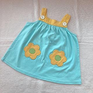 【格安】ワンピース 18ヶ月 1歳 スカート リトルプリンセス